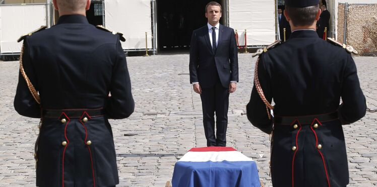 Photos – Obsèques de Simone Veil : famille, politiques et personnalités réunis pour un dernier hommage