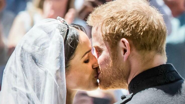 Photos - Kensington Palace dévoile trois clichés officiels du mariage de Meghan et Harry