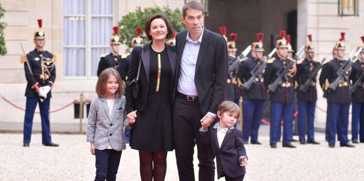 Photos - Les petits-enfants de Brigitte Macron foulent le tapis rouge de l'Elysée
