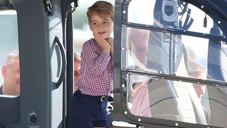 Photos - Les premiers clichés de la rentrée du prince George