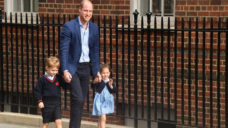 Photos - Découvrez les premières images du Royal Baby 3