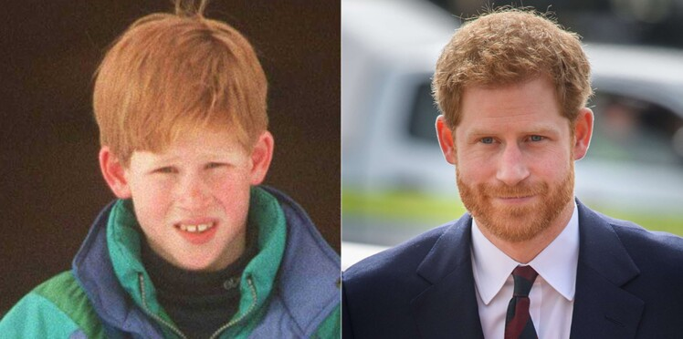 Photos - Le prince Harry, un enfant terrible devenu prince charmant