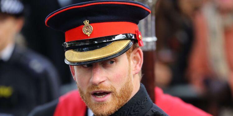 Le prince Harry déclenche une polémique outre-Manche
