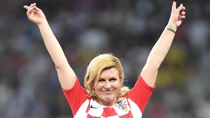 Photos - Qui est Kolinda Grabar-Kitarović, la présidente Croate ?