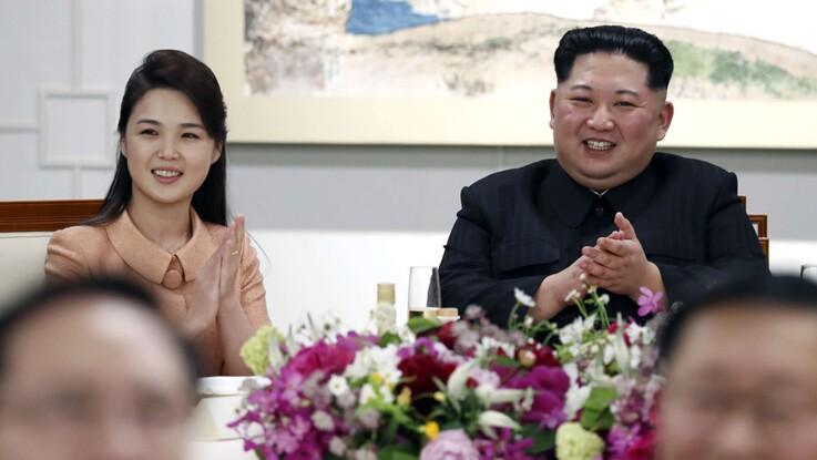 Photos - Qui est Ri Sol-ju, la femme du dirigeant nord-coréen Kim Jong-un ?