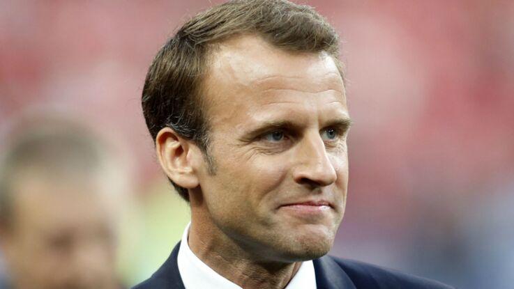 Photos - La nouvelle statue de cire d'Emmanuel Macron choque les internautes