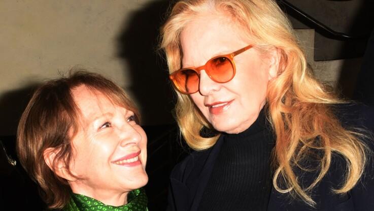 Photos - Sylvie Vartan et Nathalie Baye : les ex-femmes de Johnny passent une soirée très complices