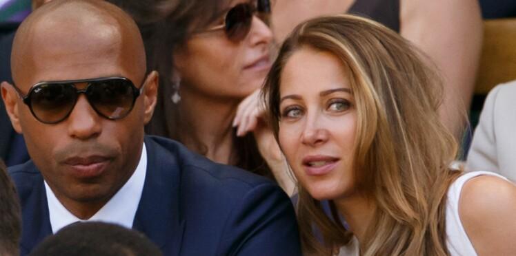 Photos - Thierry Henry : qui est Andrea Rajacic, sa compagne depuis 10 ans ?
