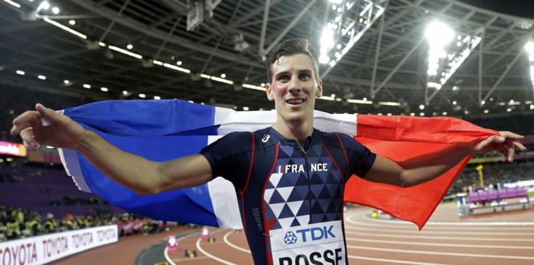 L'athlète Pierre-Ambroise Bosse mis en examen pour violences volontaires