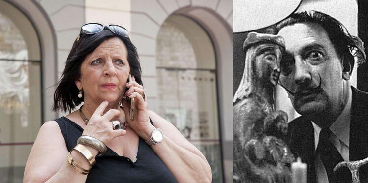 Alors, Pilar est-elle la fille de Salvador Dali? L'ADN a parlé