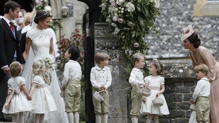 Mariage de Pippa Middleton : Kate, William, George et Charlotte, tous réunis !
