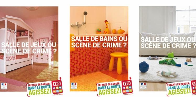 « Enfants en danger : dans le doute, agissez ! » la nouvelle campagne du gouvernement