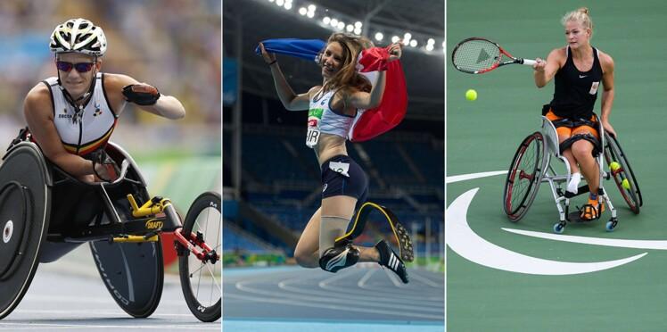 Les plus belles photos des Jeux Paralympiques de Rio