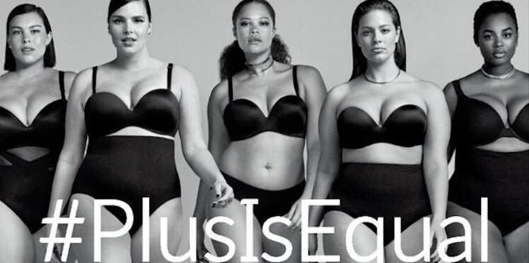 #PlusIsEqual : la campagne qui met les formes des femmes à l'honneur