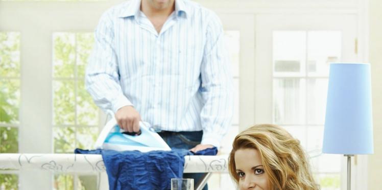 Plus un homme fait le ménage, moins il fait l'amour