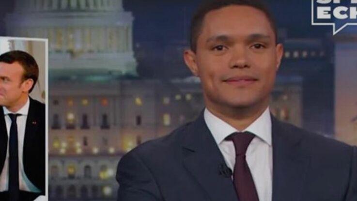 Video - Emmanuel Macron imité dans l'émission américaine The Daily Show
