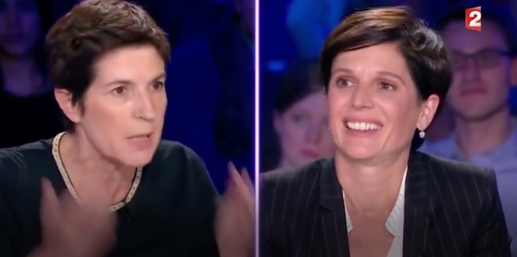 Polémique On n'est pas couché : Christine Angot explique ce qu'il s'est passé en coulisses