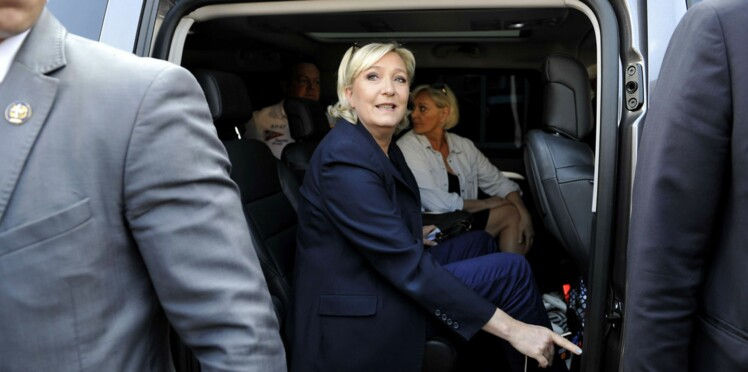 Pourquoi les policiers ne veulent plus garder le domicile de Marine Le Pen