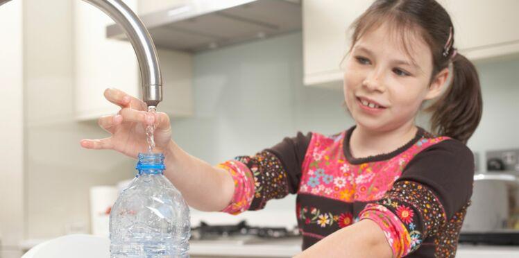 Votre eau du robinet est-elle potable?