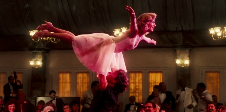 VIDÉO - Pour son mariage, ce couple reproduit la chorégraphie de Dirty Dancing