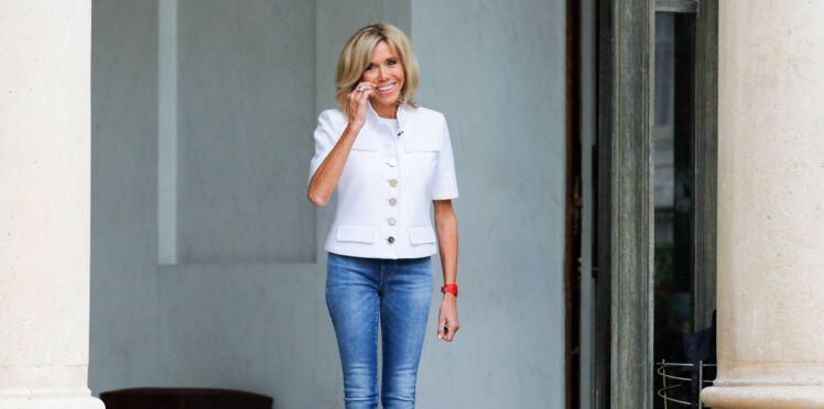 A qui ressemble Brigitte Macron? La surprenante réponse du Vogue britannique