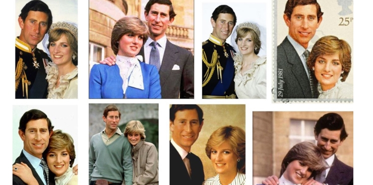 Pourquoi Diana était rendue plus petite que Charles sur les photos officielles