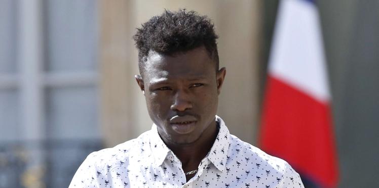 Vidéo - Pourquoi Mamoudou Gassama a refusé d'aller à On n'est pas couché