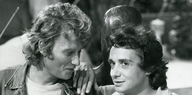 Pourquoi Michel Sardou et Johnny Hallyday sont-ils en guerre?