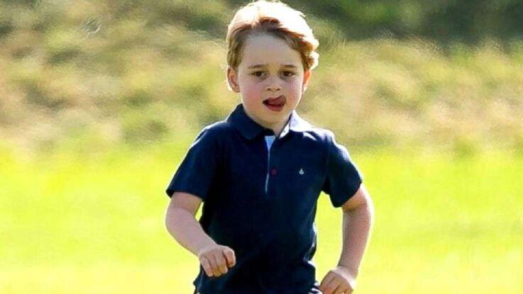 Photos - Pourquoi les clichés du prince George en train de jouer font polémique