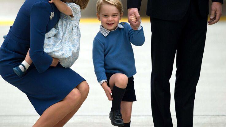 Pourquoi le prince George porte-t-il toujours des shorts ?