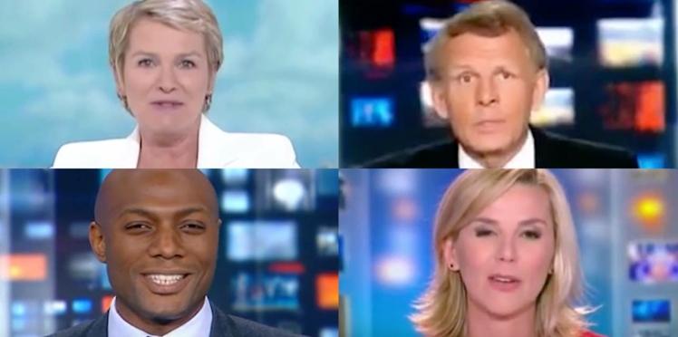 PPDA, Elise Lucet, Claire Chazal... les adieux les plus émouvants des présentateurs de JT