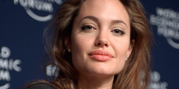 Angelina Jolie: ses premiers mots depuis l'annonce du divorce avec Brad Pitt