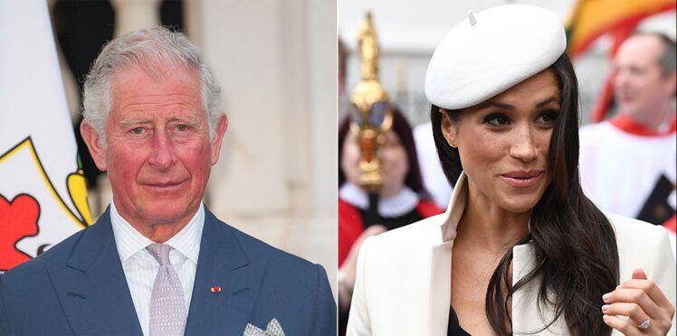 Le prince Charles accompagnera Meghan Markle jusqu'à l'autel à la place de son père Thomas
