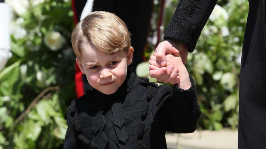 Le prince George menacé de mort par Daech