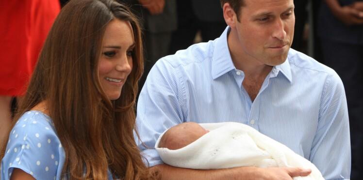 Prince George : la chambre du fils de Kate et William serait hantée !