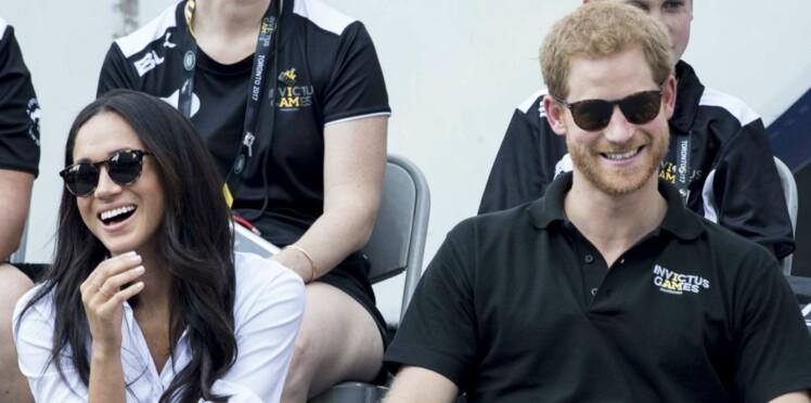 Prince Harry et Meghan Markle : enfin le bisou !