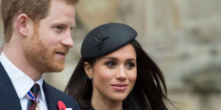 Prince Harry et Meghan Markle : un détail de leur mariage choque les fans