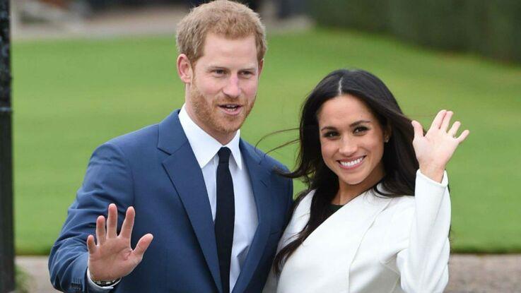 Vidéo - Le prince Harry et Meghan Markle fiancés, leur première apparition officielle