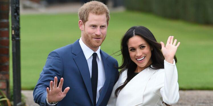 Prince Harry et Meghan Markle : les plus belles photos de leur love story