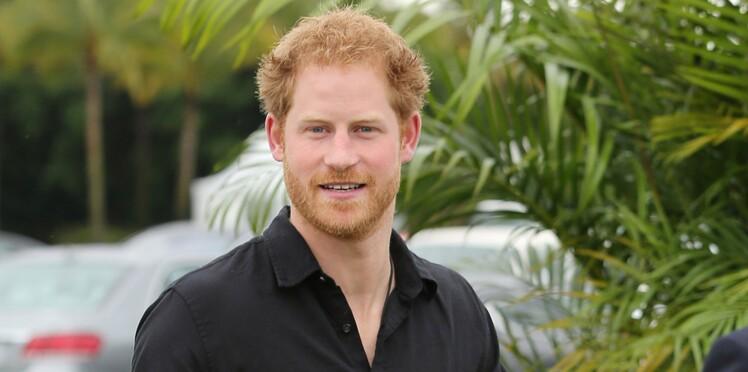 Prince Harry est officiellement un coeur à prendre