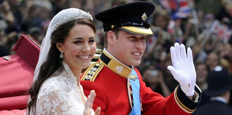 """""""Le prince avait l'air terrifié"""" : un invité raconte les coulisses du mariage de Kate et William"""