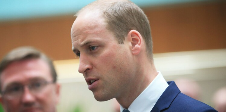 Prince William et son fils George : la photo qui fait polémique