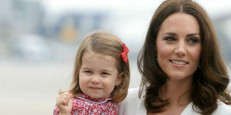 Le prince William explique pourquoi la petite Charlotte est si proche de sa mère