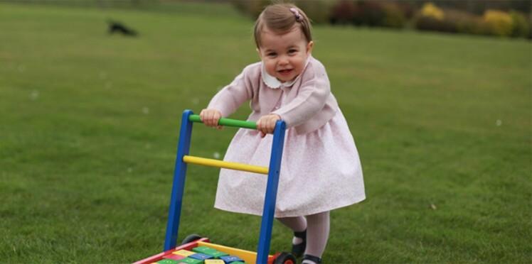 (Photos) Princesse Charlotte : quatre nouveaux clichés trop craquants