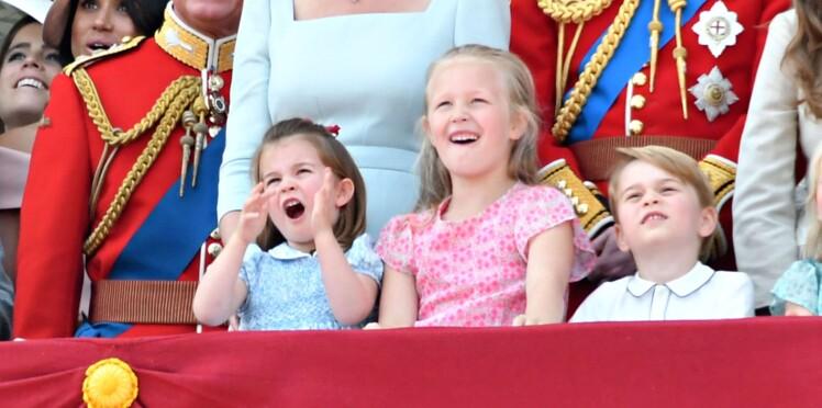 Photos - La princesse Charlotte en larmes pour l'anniversaire de son arrière-grand-mère, la reine Elisabeth II