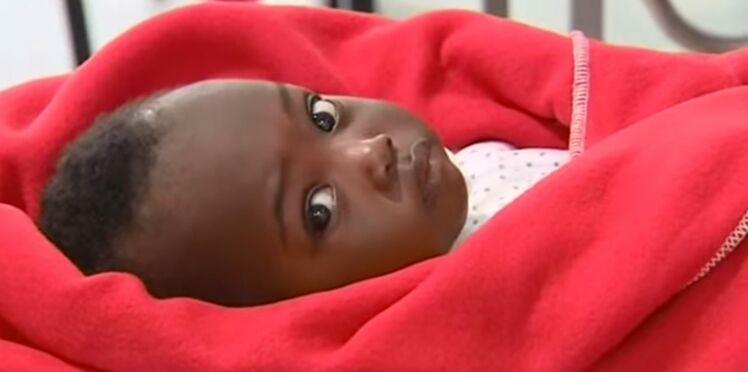 Princesse Fatima, le bébé orphelin qui émeut toute l'Espagne