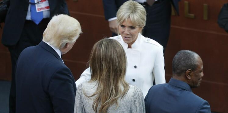 Melania Trump retrouve Brigitte Macron à Paris : quel est leur programme?