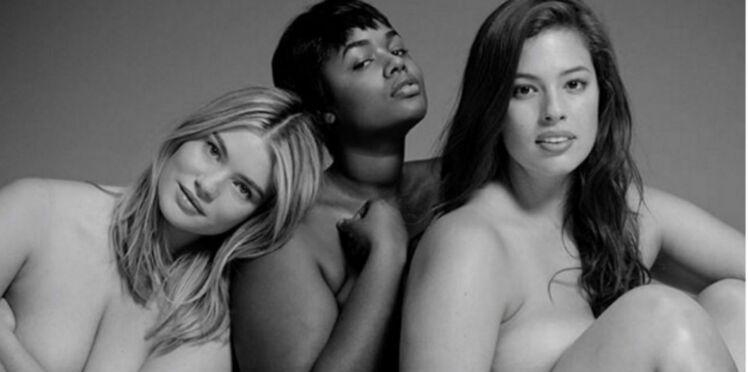 Une publicité pour de la lingerie grande taille refusée par des chaînes!