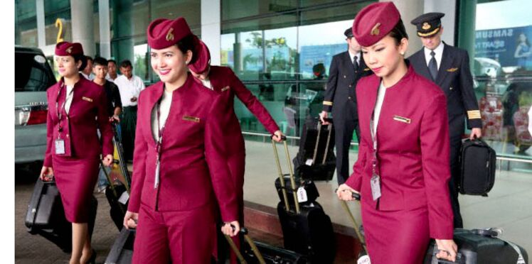 Qatar Airways : les hôtesses enceintes ne seront plus licenciées