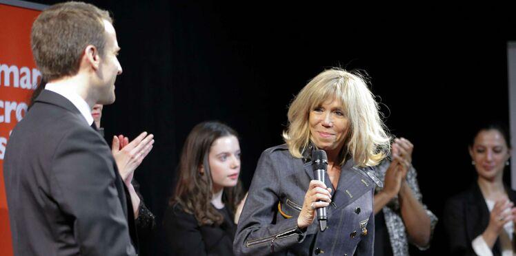 Quand Brigitte Macron évoque l'infidélité de son mari Emmanuel